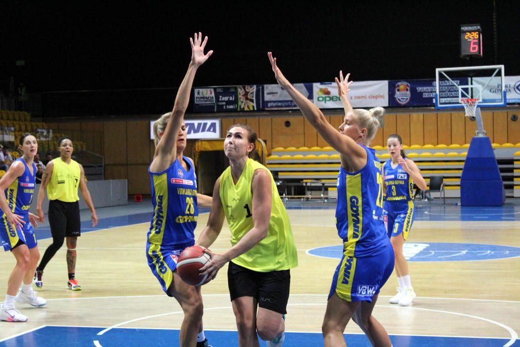 Edyta Faleńczyk KS Basket 25