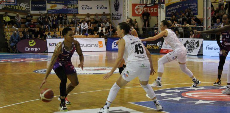 KS Basket 25 - Enea Gorzów Wlkp.