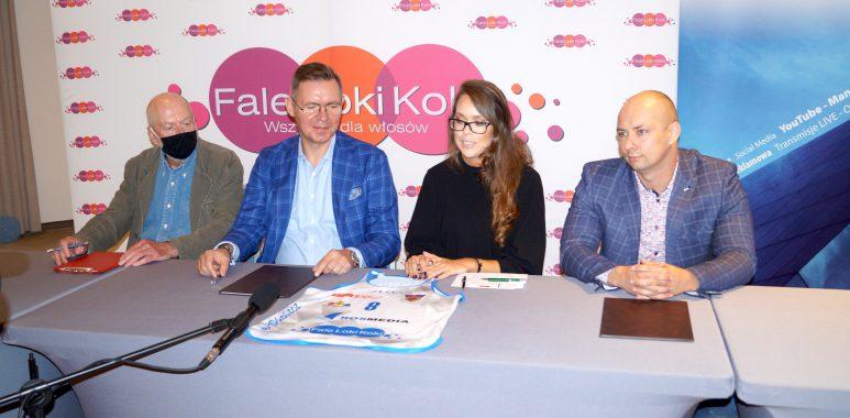 podpisanie umowy Fale Loki Koki, RosMedia