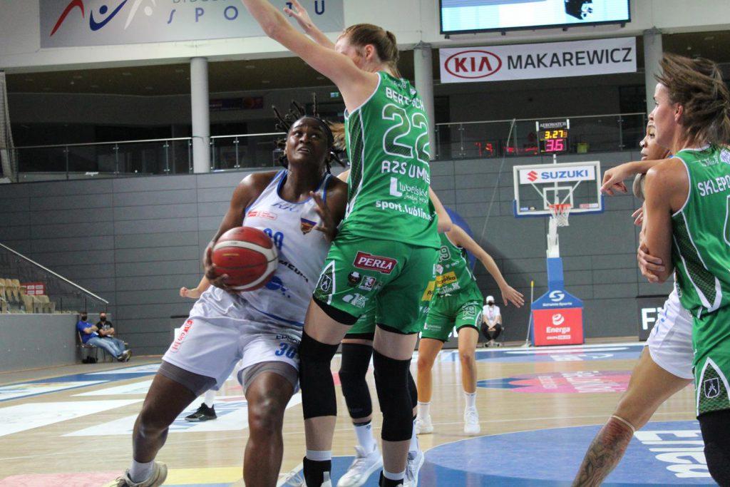 Shante Evans - KS Basket 25