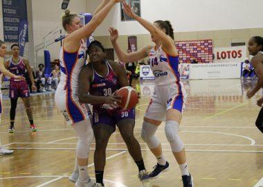 Shante Ewans - KS Basket 25 Bydgoszcz