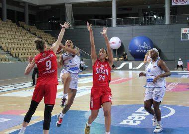 KS Basket 25 Bydgoszcz - 1KS Ślęza Wrocław