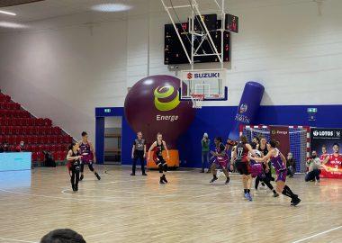 Mecz Energa Toruń vs KS Basket 25 Bydgoszcz